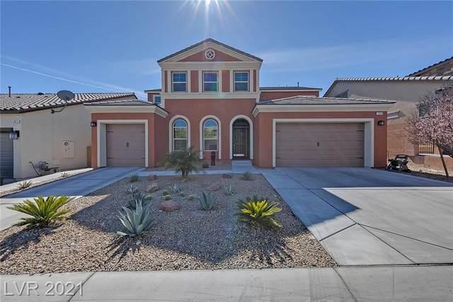 1005 Aspen Hollow Court, North Las Vegas, NV 89084 (MLS #2273921) :: Jeffrey Sabel