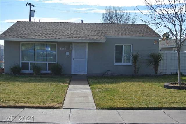 609 7th Street, Boulder City, NV 89005 (MLS #2273926) :: Jeffrey Sabel
