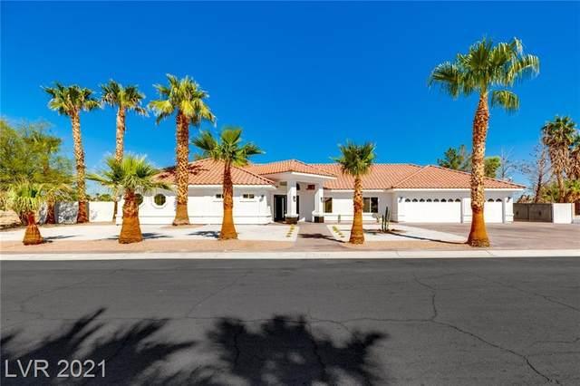 5760 El Camino Road, Las Vegas, NV 89118 (MLS #2273927) :: Lindstrom Radcliffe Group