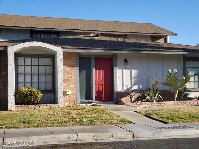 1522 Lorilyn Avenue #1, Las Vegas, NV 89119 (MLS #2273937) :: ERA Brokers Consolidated / Sherman Group