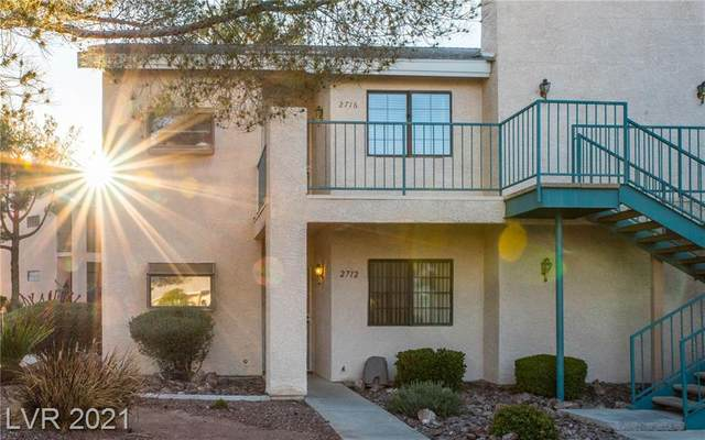 2716 Snapdragon Court -, Henderson, NV 89074 (MLS #2273940) :: Billy OKeefe | Berkshire Hathaway HomeServices
