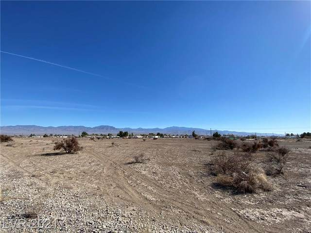 1401 Peacock Avenue, Pahrump, NV 89048 (MLS #2273948) :: Kypreos Team