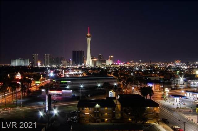 900 Las Vegas Boulevard #910, Las Vegas, NV 89101 (MLS #2273961) :: Jeffrey Sabel