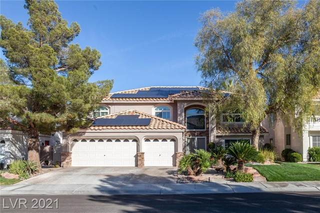 3724 Deer Flats Street, Las Vegas, NV 89129 (MLS #2273990) :: Lindstrom Radcliffe Group