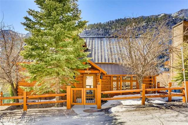 351 Crestview Drive, Mount Charleston, NV 89124 (MLS #2274003) :: Signature Real Estate Group