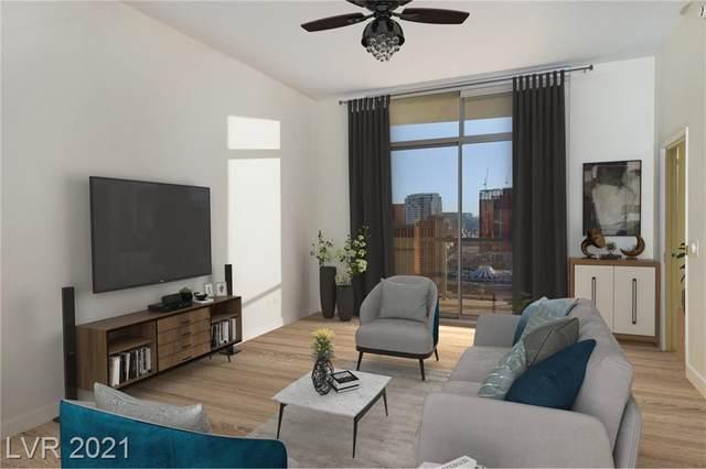 200 Sahara Avenue #3802, Las Vegas, NV 89102 (MLS #2274005) :: Jeffrey Sabel
