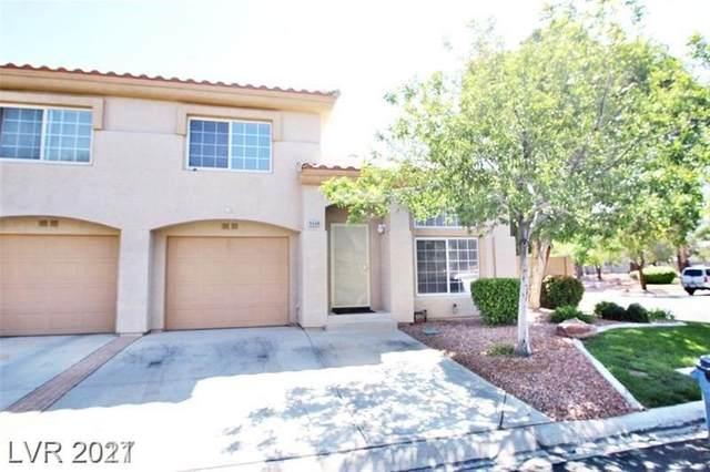 9664 Silver City Drive, Las Vegas, NV 89123 (MLS #2274007) :: Jeffrey Sabel