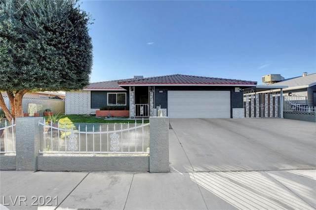 1020 Alan Shepard Street, Las Vegas, NV 89145 (MLS #2274008) :: Signature Real Estate Group