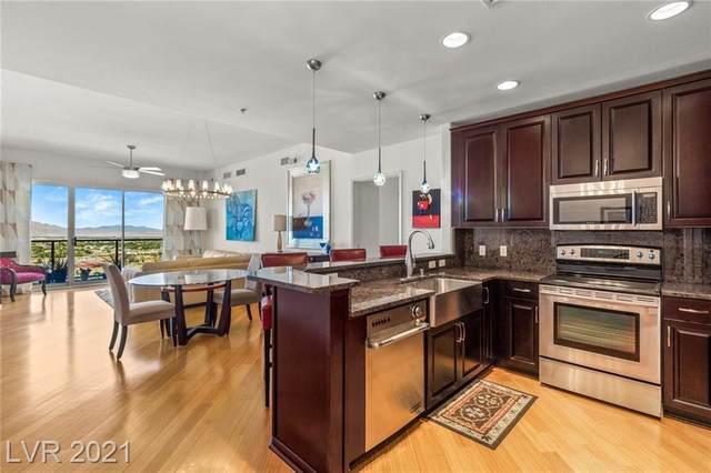 8255 Las Vegas Boulevard #1505, Las Vegas, NV 89123 (MLS #2274009) :: Signature Real Estate Group