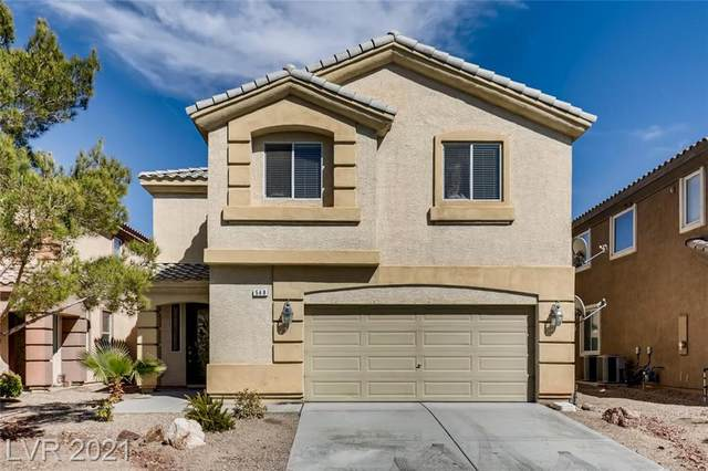 548 Newberry Springs Drive, Las Vegas, NV 89148 (MLS #2274016) :: ERA Brokers Consolidated / Sherman Group