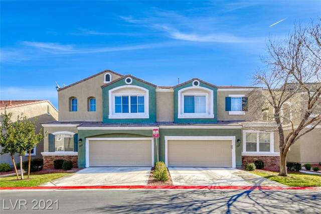972 Prestwick Street, Las Vegas, NV 89145 (MLS #2274031) :: Vestuto Realty Group