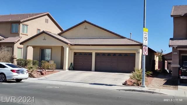 5448 Donna Street, North Las Vegas, NV 89081 (MLS #2274048) :: Signature Real Estate Group