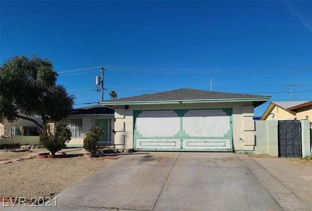 4308 San Bernardino Avenue, Las Vegas, NV 89102 (MLS #2274065) :: Jeffrey Sabel