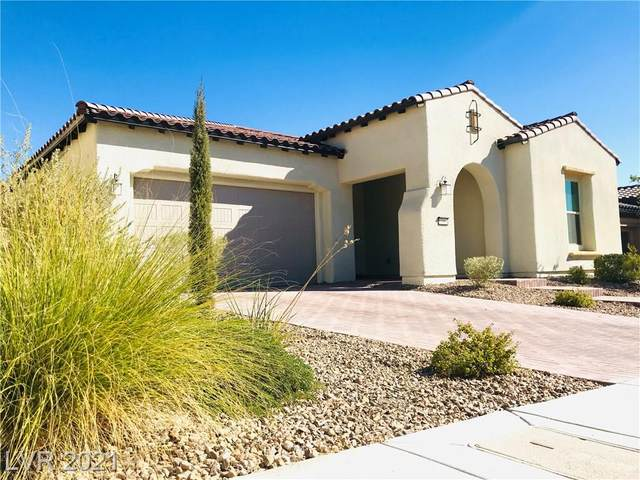 11856 Saverio Avenue, Las Vegas, NV 89138 (MLS #2274094) :: Jack Greenberg Group