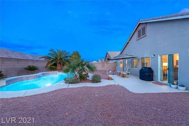 8022 Brighton Summit Avenue, Las Vegas, NV 89131 (MLS #2274097) :: Hebert Group   Realty One Group