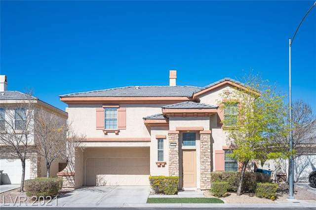 144 Manor House Avenue, Las Vegas, NV 89123 (MLS #2274104) :: Signature Real Estate Group