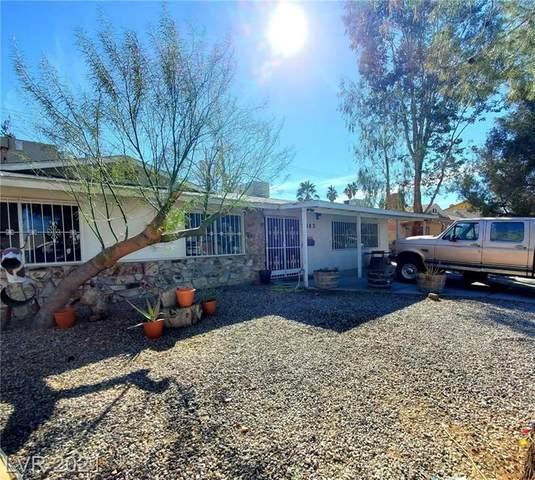 3083 Congress Avenue, Las Vegas, NV 89121 (MLS #2274105) :: Jeffrey Sabel