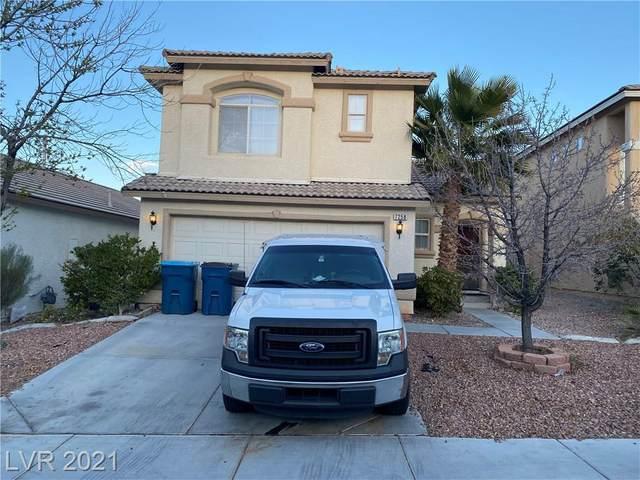 7258 Bird Cherry Street, Las Vegas, NV 89148 (MLS #2274152) :: Jeffrey Sabel