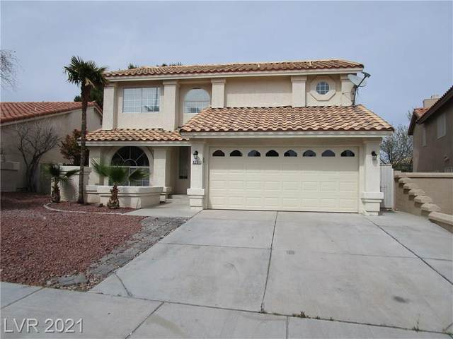 8204 Bermuda Beach Drive, Las Vegas, NV 89128 (MLS #2274178) :: Lindstrom Radcliffe Group