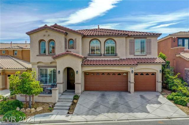 11725 Costa Blanca Avenue, Las Vegas, NV 89138 (MLS #2274181) :: Signature Real Estate Group