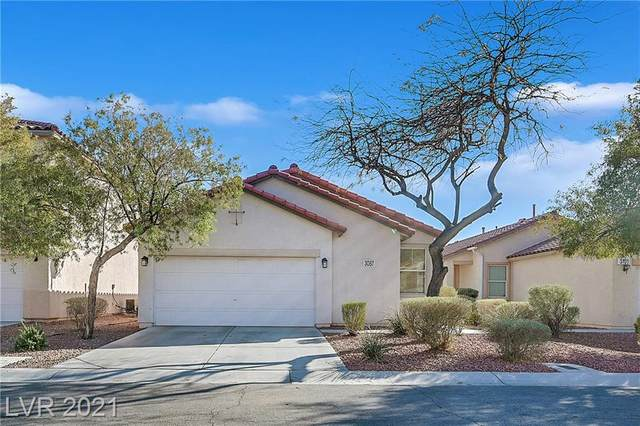3087 Leonetti Court, Las Vegas, NV 89141 (MLS #2274193) :: Signature Real Estate Group