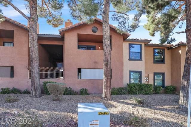 2451 Rainbow Boulevard #2010, Las Vegas, NV 89108 (MLS #2274228) :: Billy OKeefe | Berkshire Hathaway HomeServices