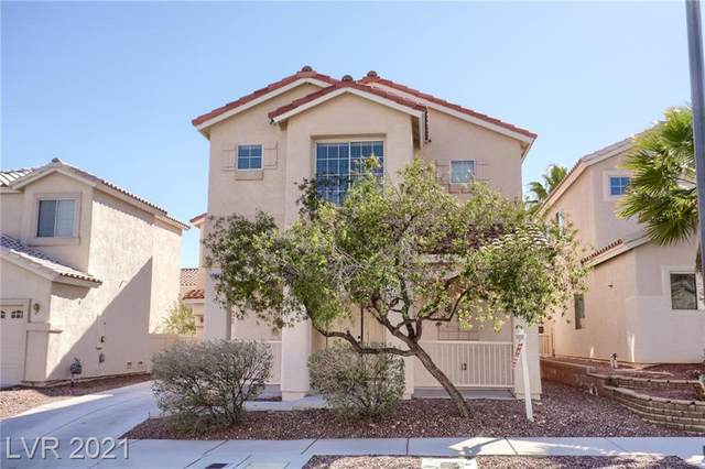 8939 Mossy Hollow Avenue, Las Vegas, NV 89149 (MLS #2274231) :: Lindstrom Radcliffe Group