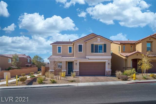 8679 Reynolds Spring Street, Las Vegas, NV 89178 (MLS #2274232) :: Jeffrey Sabel