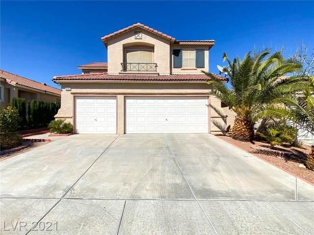 9702 Vista Crest Avenue, Las Vegas, NV 89148 (MLS #2274235) :: Hebert Group | Realty One Group