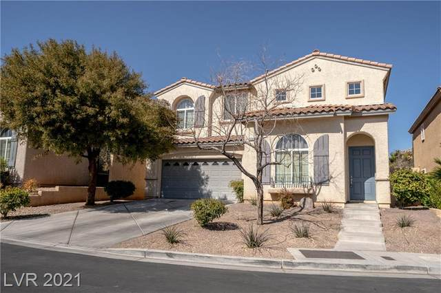 11724 Del Sur Avenue, Las Vegas, NV 89138 (MLS #2274236) :: ERA Brokers Consolidated / Sherman Group