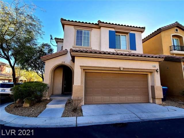 10582 El Cerrito Chico Street, Las Vegas, NV 89179 (MLS #2274267) :: Jeffrey Sabel