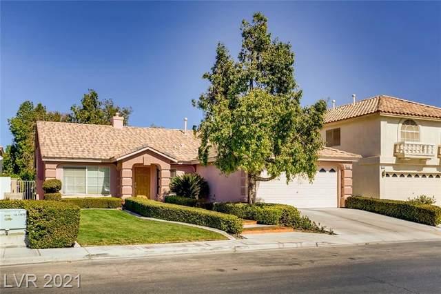 536 Staghorn Pass Avenue, Las Vegas, NV 89183 (MLS #2274286) :: Jeffrey Sabel