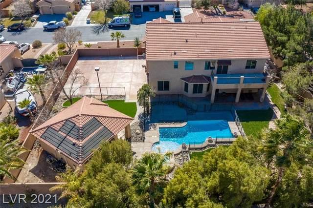 7310 Falvo Avenue, Las Vegas, NV 89131 (MLS #2274300) :: Signature Real Estate Group