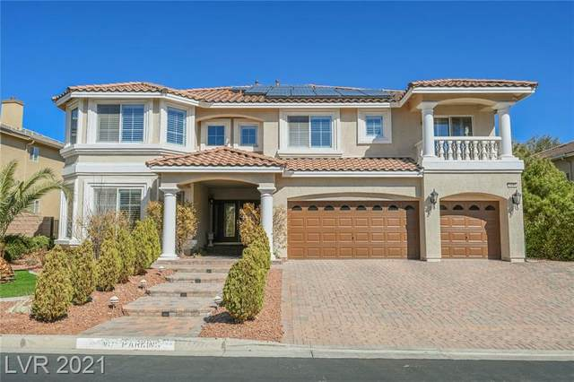 4484 Melrose Abbey Place, Las Vegas, NV 89141 (MLS #2274316) :: Billy OKeefe | Berkshire Hathaway HomeServices