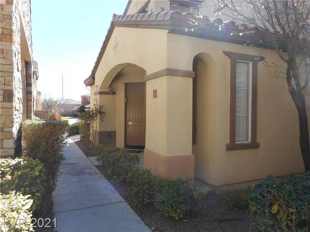 2260 Aragon Canyon Street, Las Vegas, NV 89135 (MLS #2274331) :: ERA Brokers Consolidated / Sherman Group
