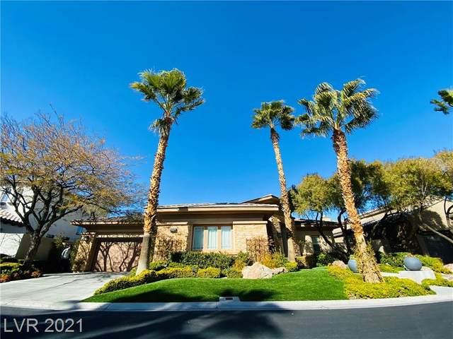 3085 Soft Horizon Way, Las Vegas, NV 89135 (MLS #2274354) :: Hebert Group | Realty One Group