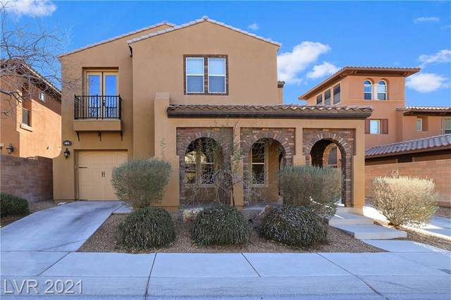 465 Punto Vallata Drive, Henderson, NV 89011 (MLS #2274356) :: Signature Real Estate Group