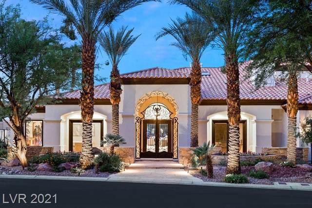 48 Innisbrook Avenue, Las Vegas, NV 89113 (MLS #2274359) :: Jeffrey Sabel