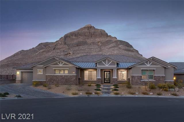 11200 Luna Blanca Drive, Las Vegas, NV 89138 (MLS #2274409) :: Lindstrom Radcliffe Group