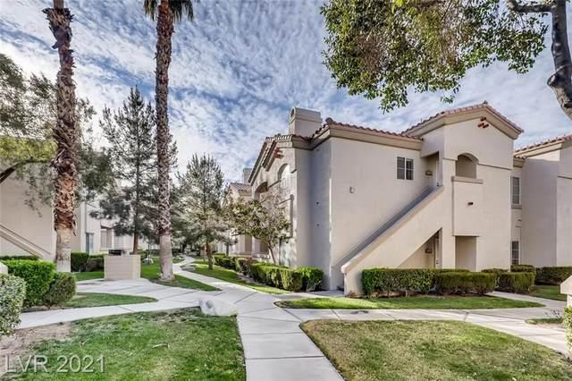 6480 Annie Oakley Drive #624, Las Vegas, NV 89120 (MLS #2274422) :: Jeffrey Sabel