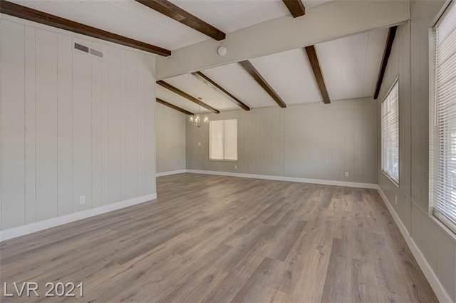 3608 Isle Royale Drive, Las Vegas, NV 89122 (MLS #2274455) :: Signature Real Estate Group