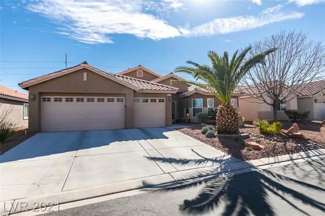3913 Ricebird Way, North Las Vegas, NV 89084 (MLS #2274462) :: Signature Real Estate Group