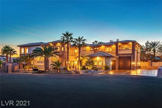 372 Torino Avenue, Las Vegas, NV 89123 (MLS #2274467) :: Hebert Group | Realty One Group