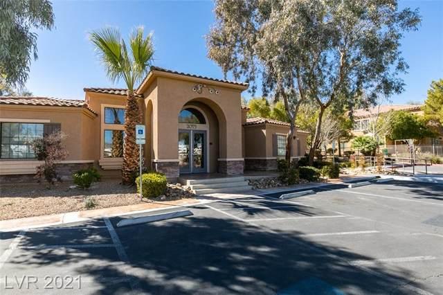 2001 Sue Court #203, Las Vegas, NV 89108 (MLS #2274483) :: ERA Brokers Consolidated / Sherman Group