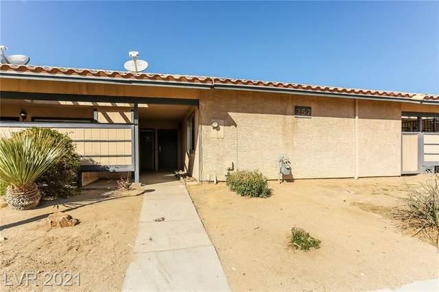 257 Lamb Boulevard B, Las Vegas, NV 89110 (MLS #2274494) :: Vestuto Realty Group
