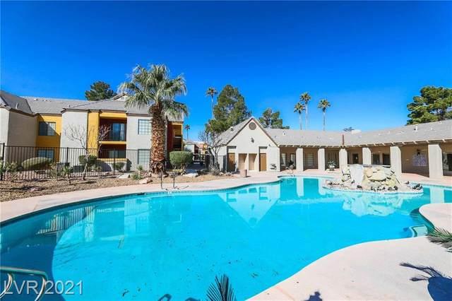 2700 Rainbow Boulevard #2137, Las Vegas, NV 89108 (MLS #2274496) :: Signature Real Estate Group