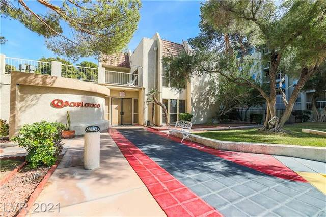 750 Royal Crest Circle #313, Las Vegas, NV 89169 (MLS #2274502) :: ERA Brokers Consolidated / Sherman Group