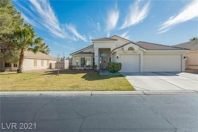 4161 Squaw Creek Court, Las Vegas, NV 89120 (MLS #2274510) :: Billy OKeefe | Berkshire Hathaway HomeServices
