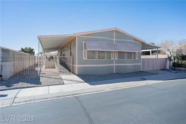 3205 Gavilan Lane, Las Vegas, NV 89122 (MLS #2274526) :: ERA Brokers Consolidated / Sherman Group