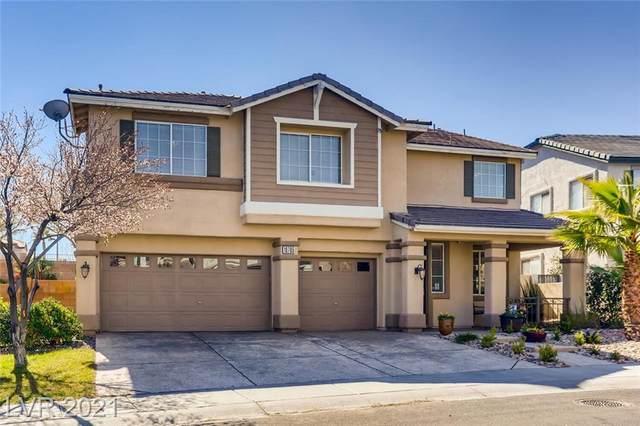 10705 Balsam Creek Avenue, Las Vegas, NV 89144 (MLS #2274555) :: Jeffrey Sabel